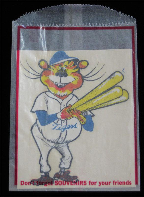Detroit Tigers Baseball Windshield  Decal