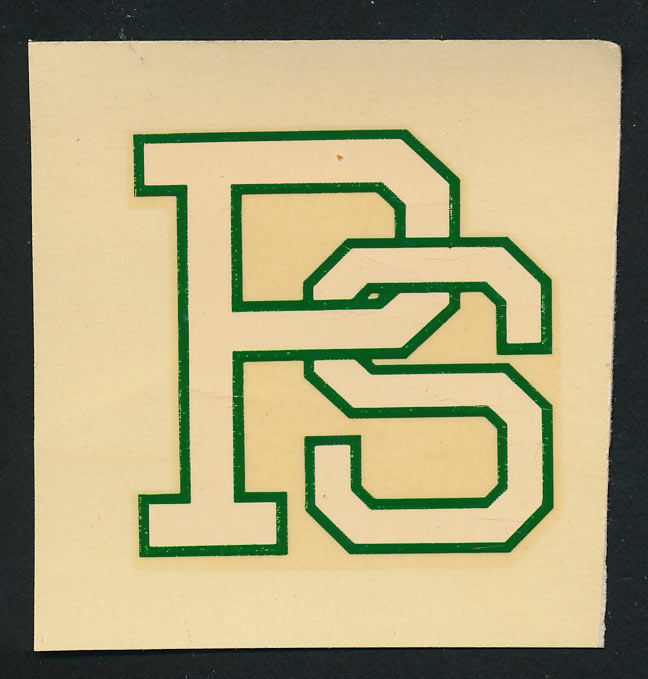 Portland State College Vikings Decal
