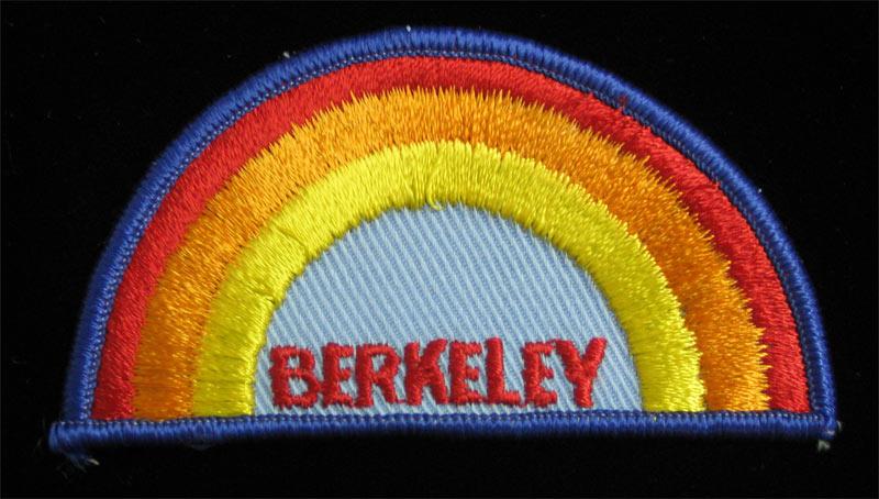 Berkeley Rainbow Patch