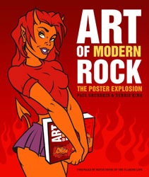 Art of Modern Rock 1st Edition Book