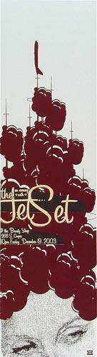 Andrew Vastagh Jet Set Poster
