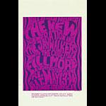BG # 6 New Generation Fillmore postcard BG6