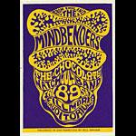 BG # 16 Mindbenders Fillmore postcard BG16