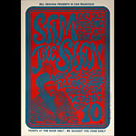 BG # 22-2 Sam the Sham & Pharaohs Fillmore Poster BG22