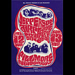 BG # 23-2 Jefferson Airplane Fillmore Poster BG23
