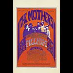BG # 27 Mothers Fillmore postcard BG27