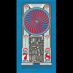 BG # 30-3 Butterfield Blues Band Fillmore Poster BG30