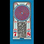 BG # 30-3 Butterfield Blues Band Fillmore Poster BG30