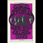 BG # 33-2 Yardbirds Fillmore Poster BG33