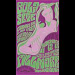 BG # 36 Bola Sete Fillmore postcard - stamp back BG36