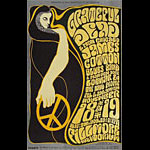 BG # 38-3 Grateful Dead Fillmore Poster BG38