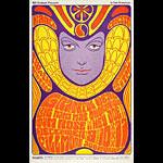 BG # 41-2 Grateful Dead Fillmore Poster BG41
