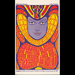 BG # 41-2 Grateful Dead Fillmore postcard - stamp back BG41