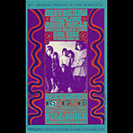 BG # 42-2 Jefferson Airplane Fillmore Poster BG42