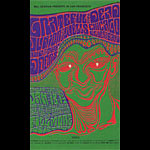 BG # 45-2 Grateful Dead Fillmore Poster BG45