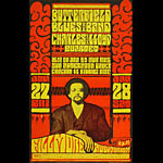 BG # 47 Butterfield Blues Band Fillmore postcard BG47