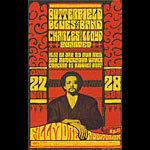 BG # 47 Butterfield Blues Band Fillmore postcard - stamp back BG47