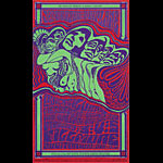 BG # 48-2 Jefferson Airplane Fillmore Poster BG48