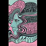 BG # 51-1 Otis Rush Fillmore Poster BG51