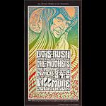 BG # 53-1 Otis Rush Fillmore Poster BG53