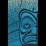 BG # 56-1 Moby Grape Fillmore Poster BG56