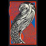 BG # 57-1 Byrds Fillmore Poster BG57