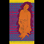 BG # 60 Howling Wolf Fillmore postcard BG60