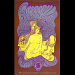 BG # 62-2 Grateful Dead Fillmore Poster BG62