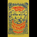 BG # 64 Martha and the Vandellas Fillmore postcard BG64