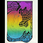 BG # 69-e Jefferson Airplane Fillmore Poster BG69