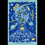 BG # 72-1 Butterfield Blues Band Fillmore Poster BG72
