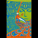 BG # 75-2 Yardbirds Fillmore Poster BG75