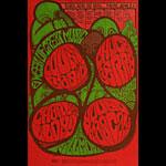 BG # 78-1 Count Basie Fillmore Poster BG78
