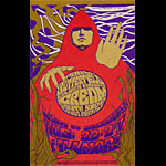 BG # 79-1 Paul Butterfield Blues Band Fillmore Poster BG79