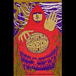 BG # 79 Paul Butterfield Blues Band Fillmore postcard BG79