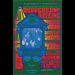 BG # 81-2 Jefferson Airplane Fillmore Poster BG81