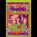 BG # 82 Byrds Fillmore postcard BG82