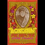 BG # 86 Donovan Fillmore postcard BG86