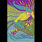 BG # 87-2 Quicksilver Messenger Service Fillmore Poster BG87