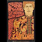 BG # 90-1 Pink Floyd Fillmore Poster BG90