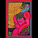 BG # 93 Doors Fillmore postcard BG93