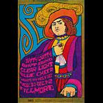BG # 95 Nitty Gritty Dirt Band Fillmore postcard BG95