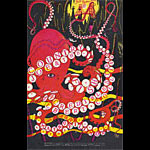 BG # 120-1 Country Joe and the Fish Fillmore Poster BG120