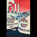 BG # 126-1 Albert King Fillmore Poster BG126