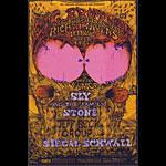 BG # 129-1 Big Brother & the Holding Co. Fillmore Poster BG129