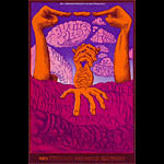 BG # 131 Butterfield Blues Band Fillmore postcard - ad back BG131