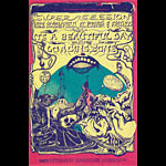 BG # 138 Mike Bloomfield - Al Cooper Fillmore postcard BG138