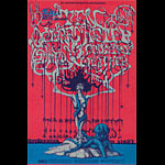 BG # 145-1 Ten Years After Fillmore Poster BG145