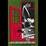 BG # 154-1 Grateful Dead Fillmore Poster BG154