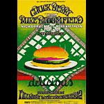 BG # 158 Chuck Berry Fillmore postcard BG158